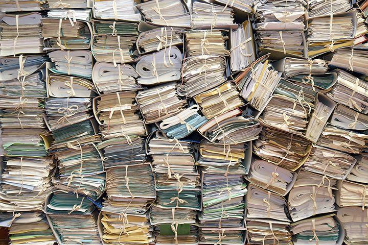 Izzivi dolgoročne hrambe dokumentov