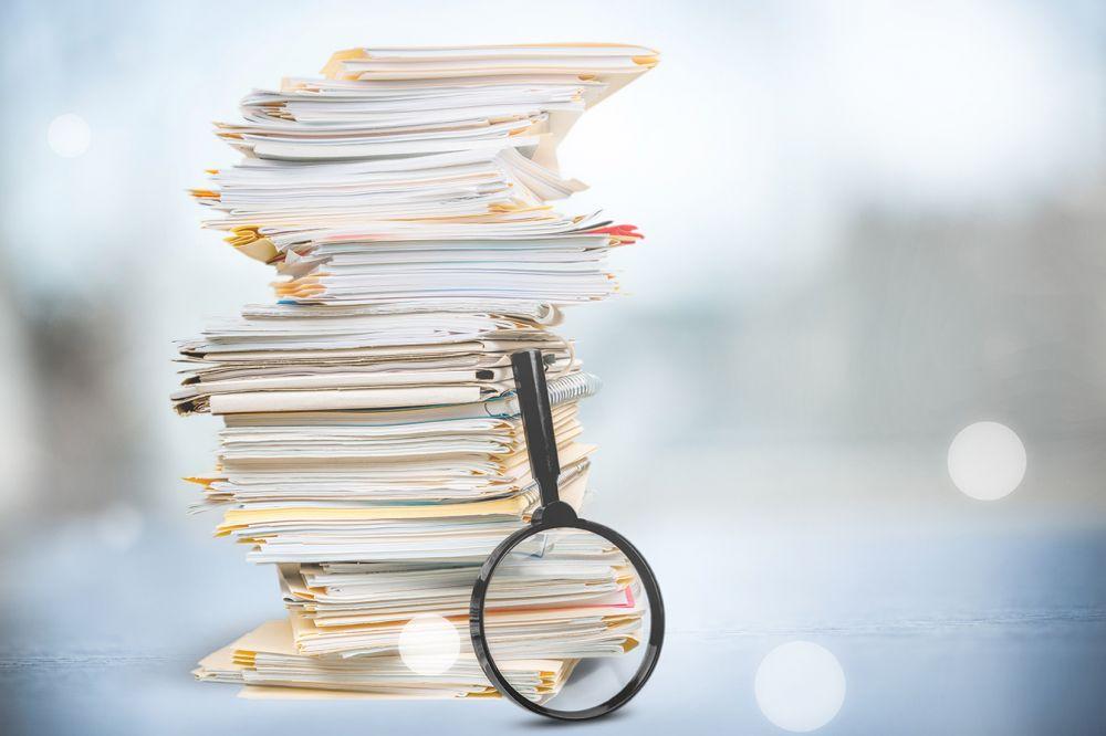 Odgovornost za ureditev hrambe poslovne dokumentacije