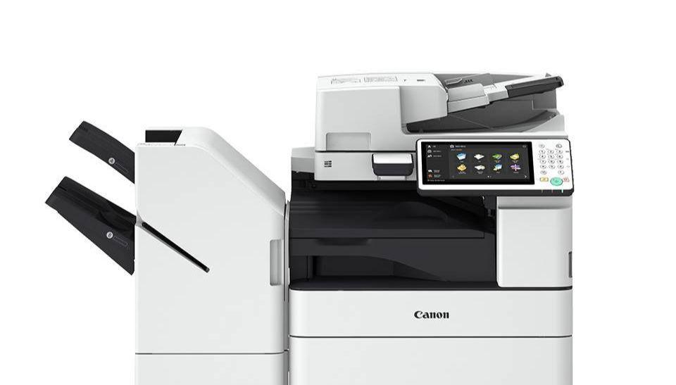 Zajem dokumentov z večnamenske naprave Canon v dokumentni sistem InDoc EDGE